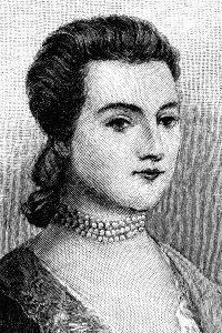 Abigail Adams by Thomas Wentworth Higginson