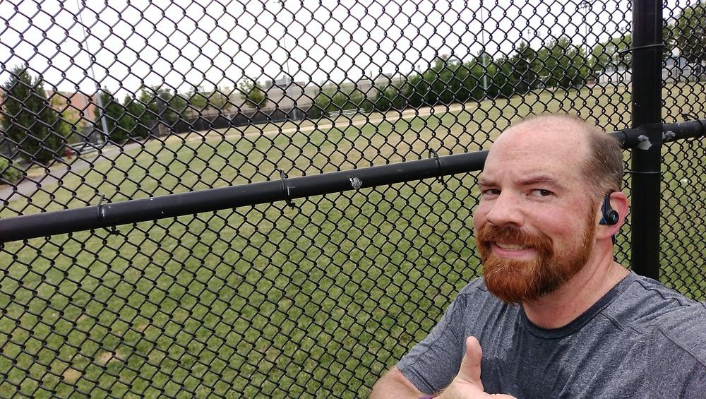 Baseball fields are everywhere in Boston