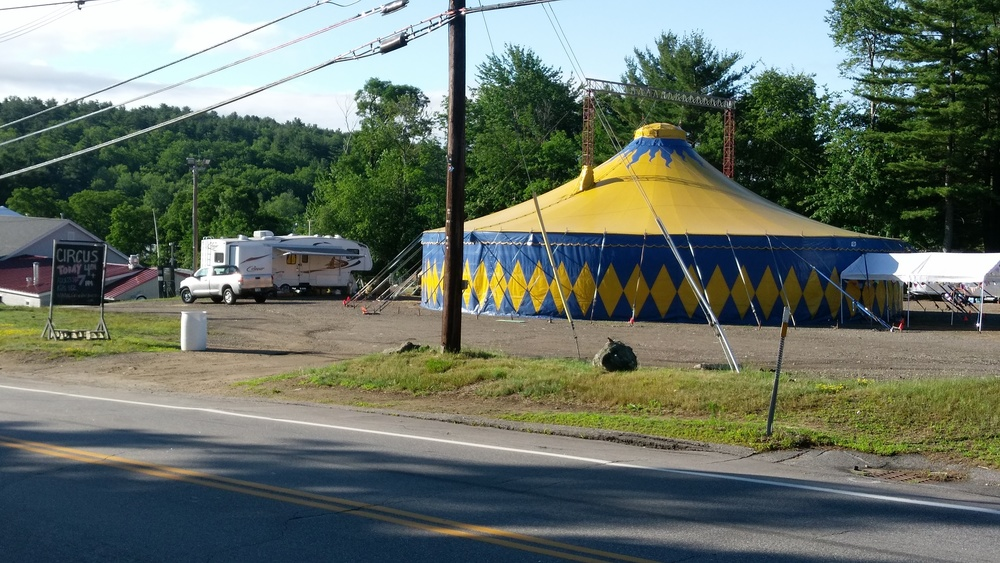 The creapiest circus I've ever seen
