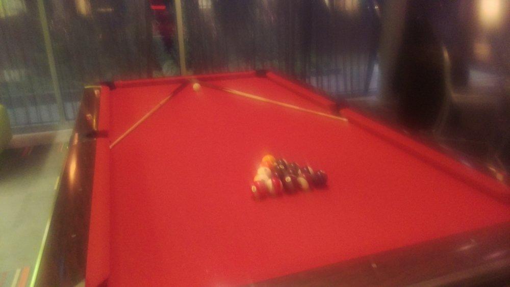Hotel Pool Hall