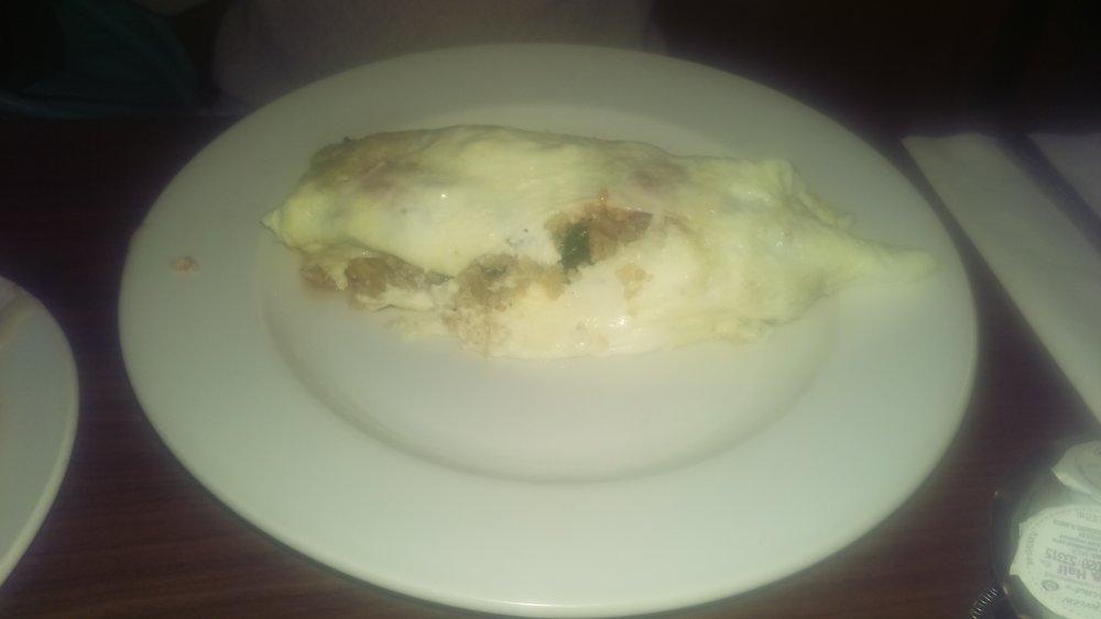 A Fat Hen Omelet