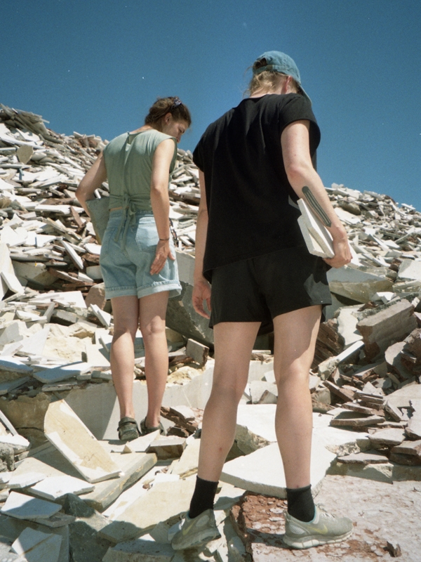 SOLID AS A ROCK / by Signe Boe