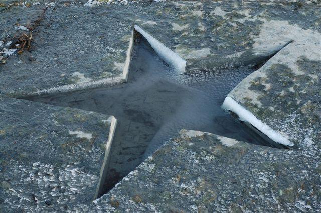 Stjernefrost .