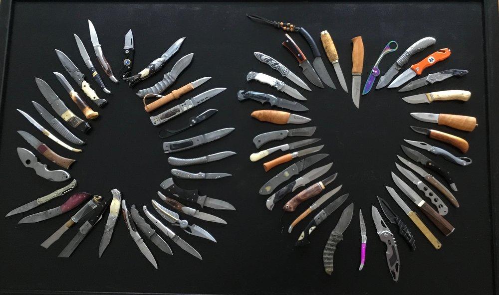 hjerter og knive