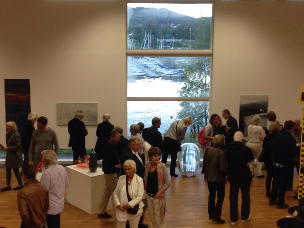 Utstilling i Sal Haaken på Henie Onstad