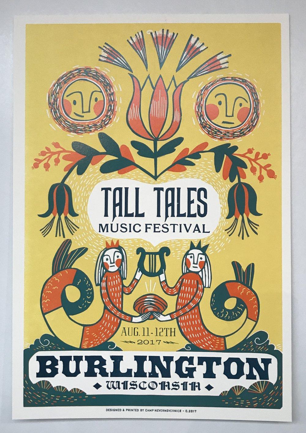 talltalesmusicfestivalburlingtonwi
