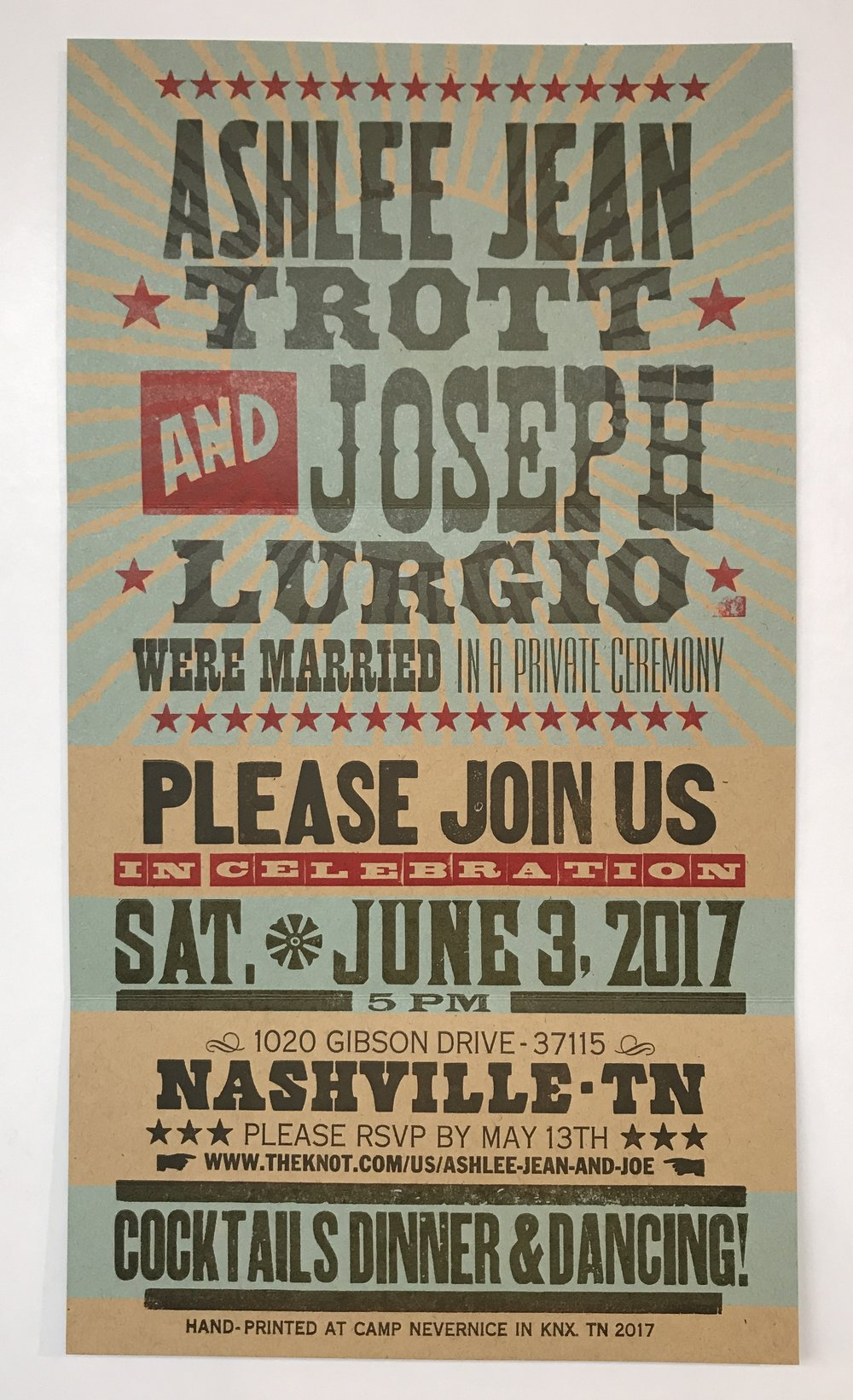 HonkyTonkWeddingInvite