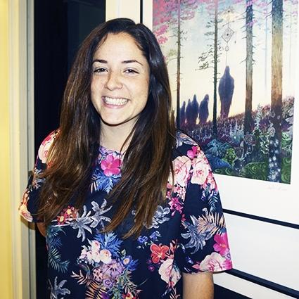 Victoria Escobar Grundare &Community Boss LinkedIn-victoria@changershub.se
