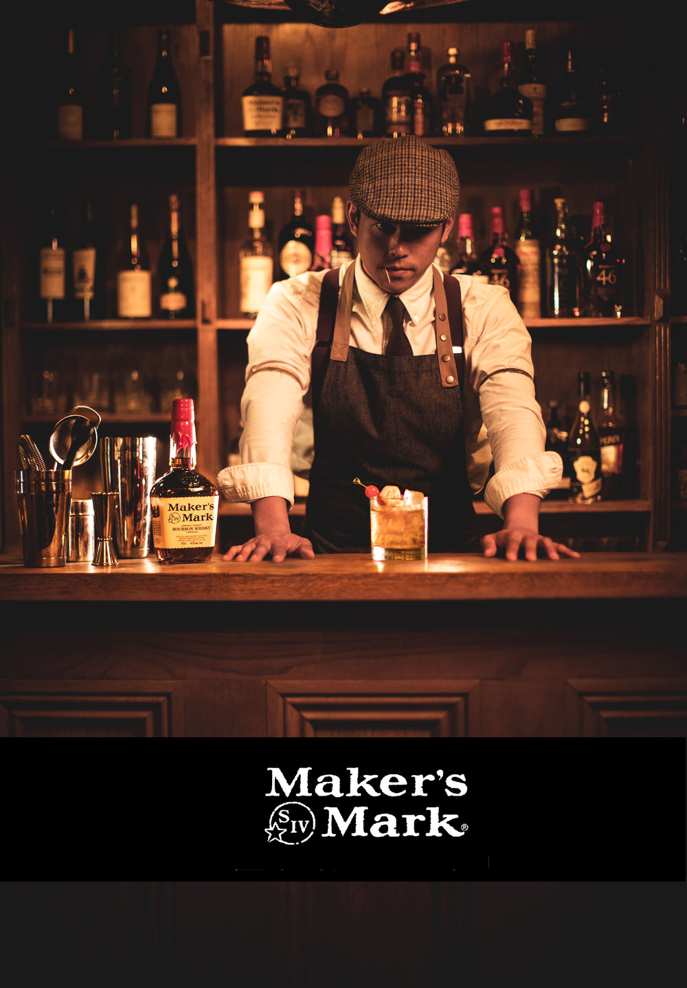 Maker's Mark Advertising