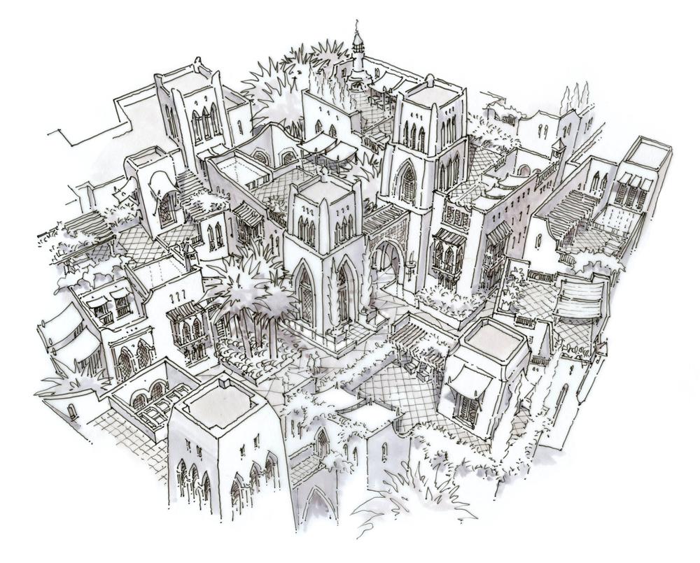 hotel in siria studies, obm