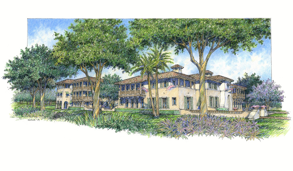 Biltmore Manor, Jose Miguel Silva architect