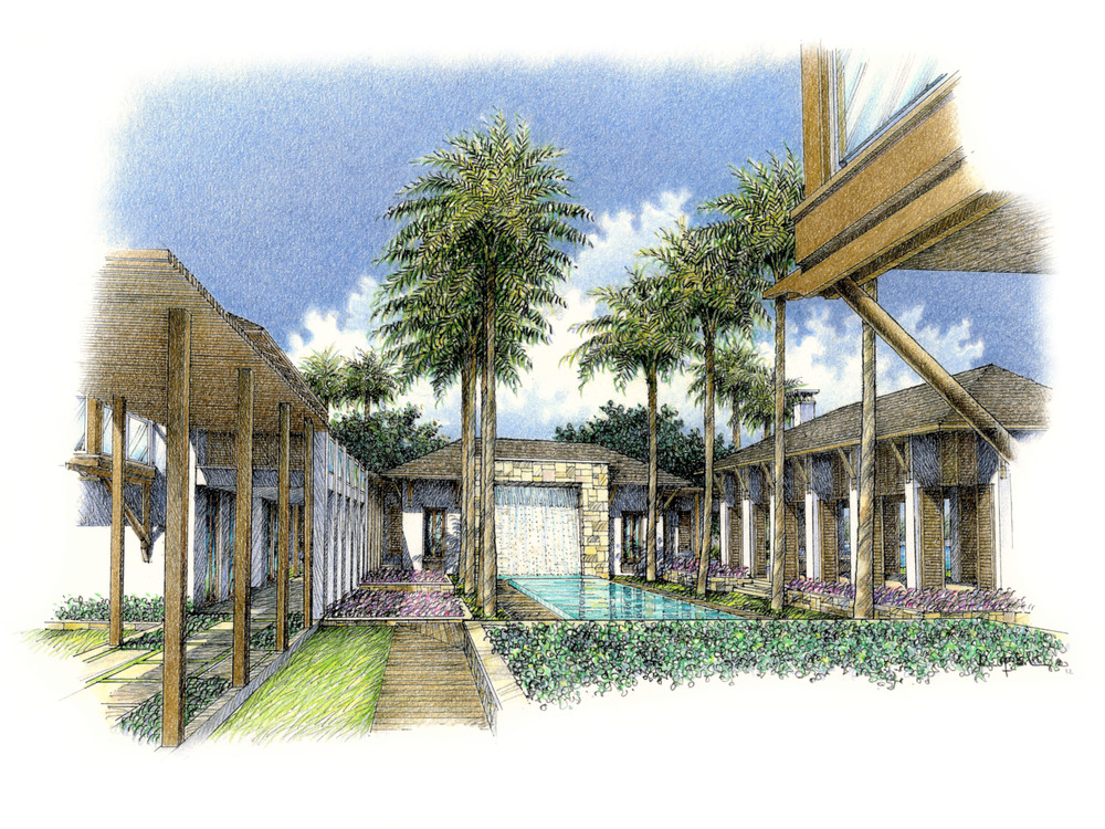 Coral gables residence, Cma design studio