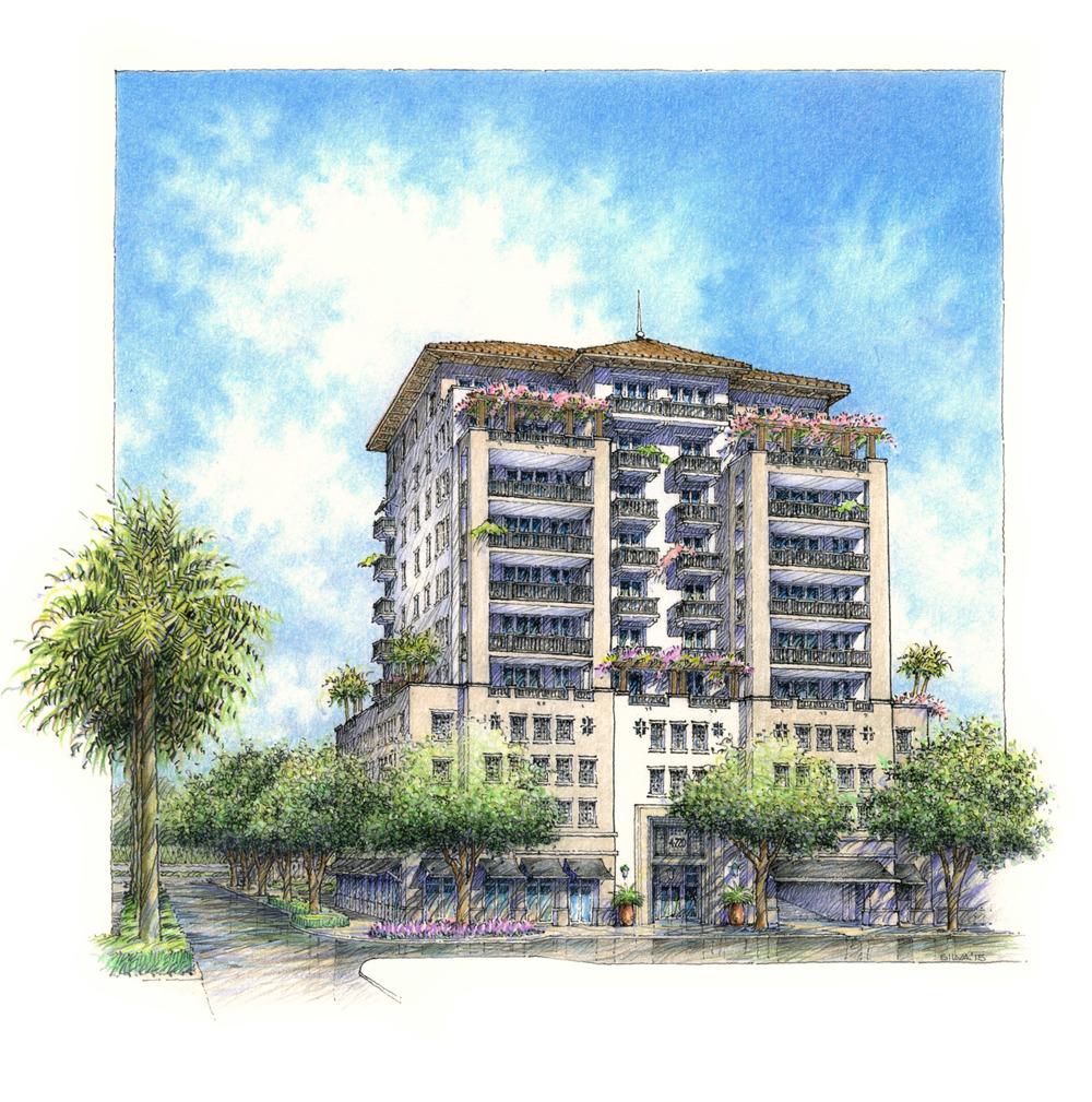 mid-rise, coral gables, roger development