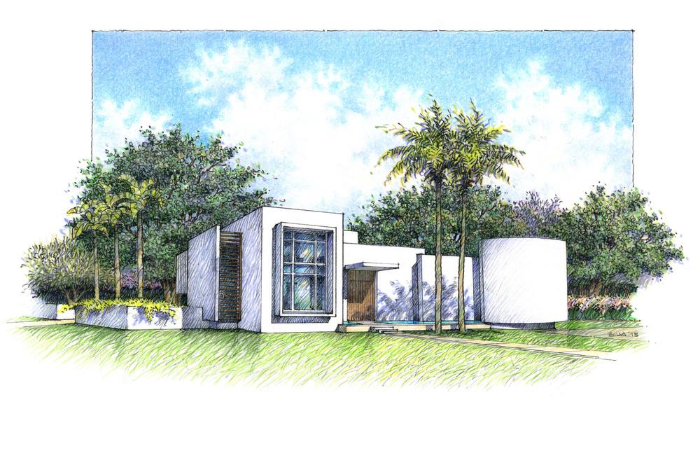 Lola residence, Jose Miguel Silva architect