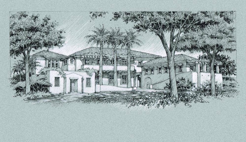 residence, g. hernandez architect