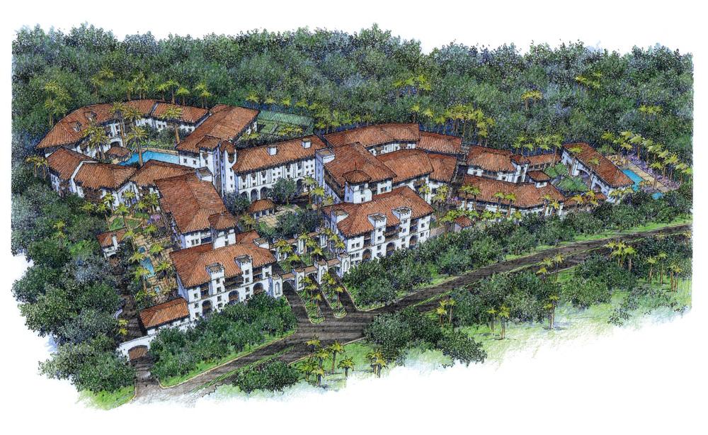 living commiunity, panama, g. rosello architect