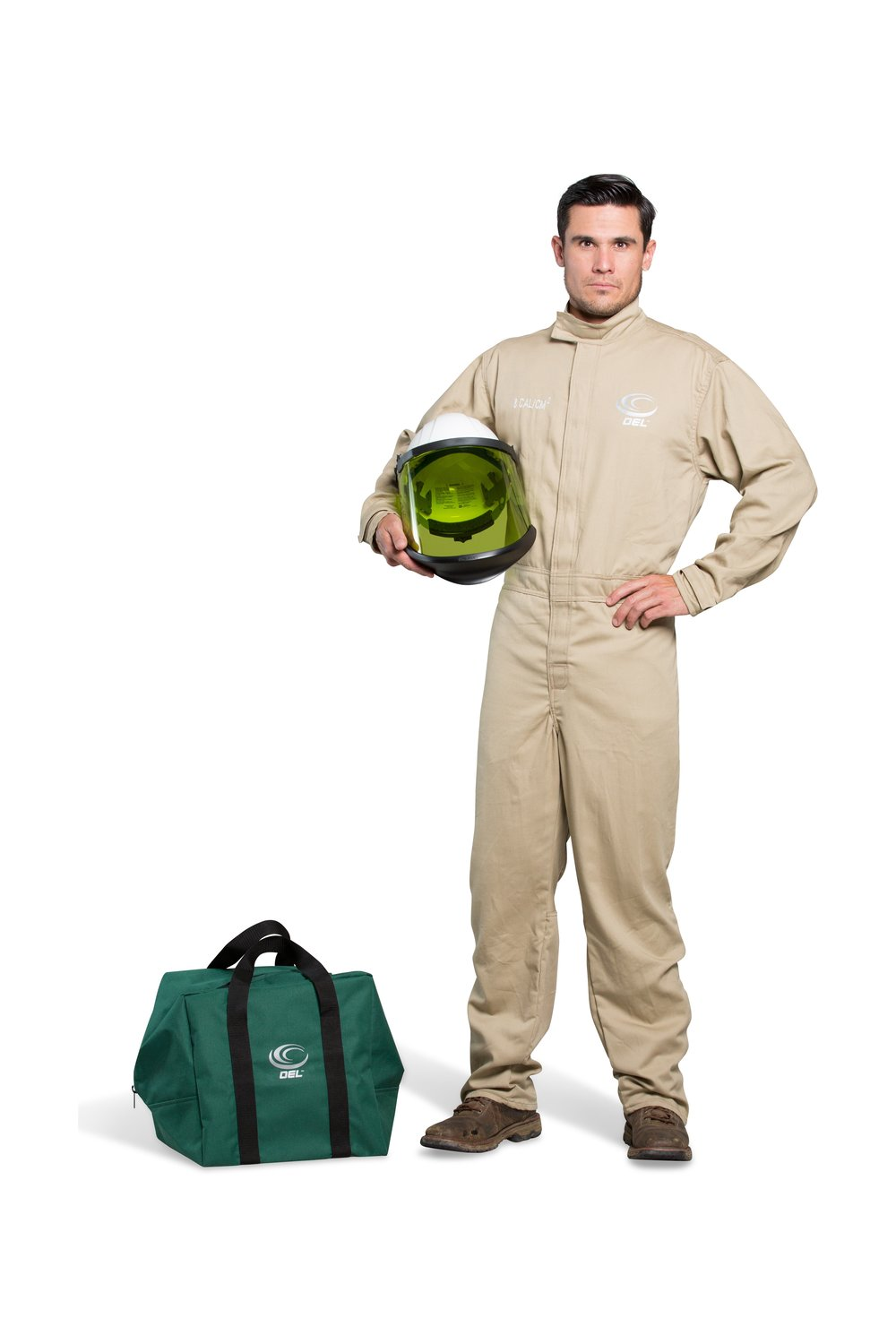 8 Cal Coverall Kit
