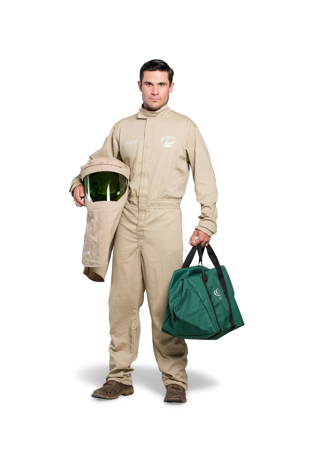 8 Cal Coverall Kit with SwitchGear Hood