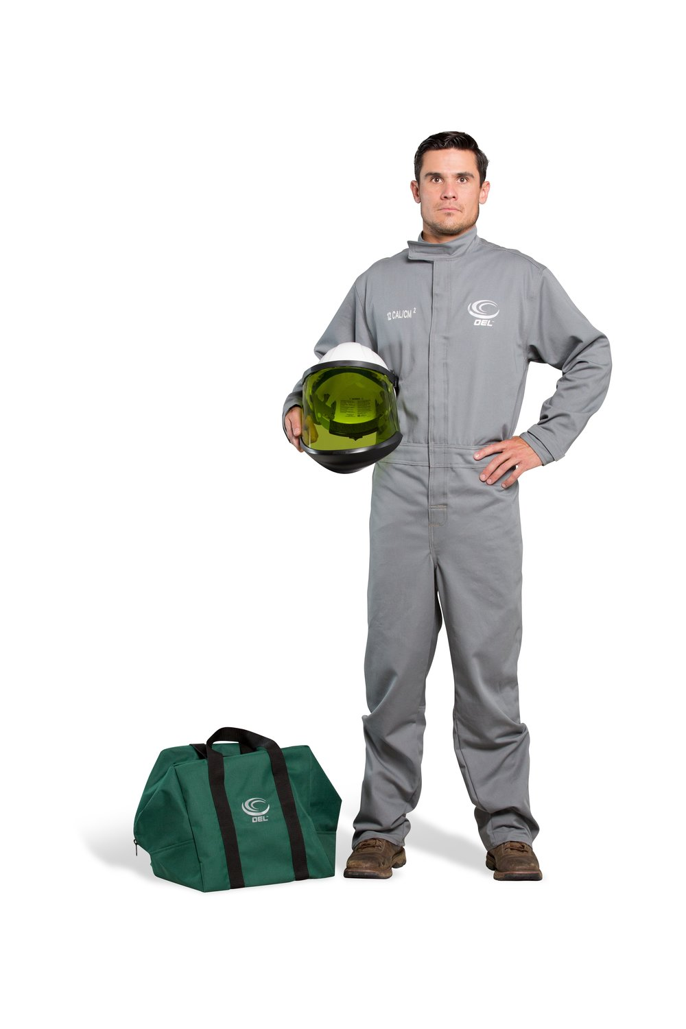 12 Cal Coverall Kit