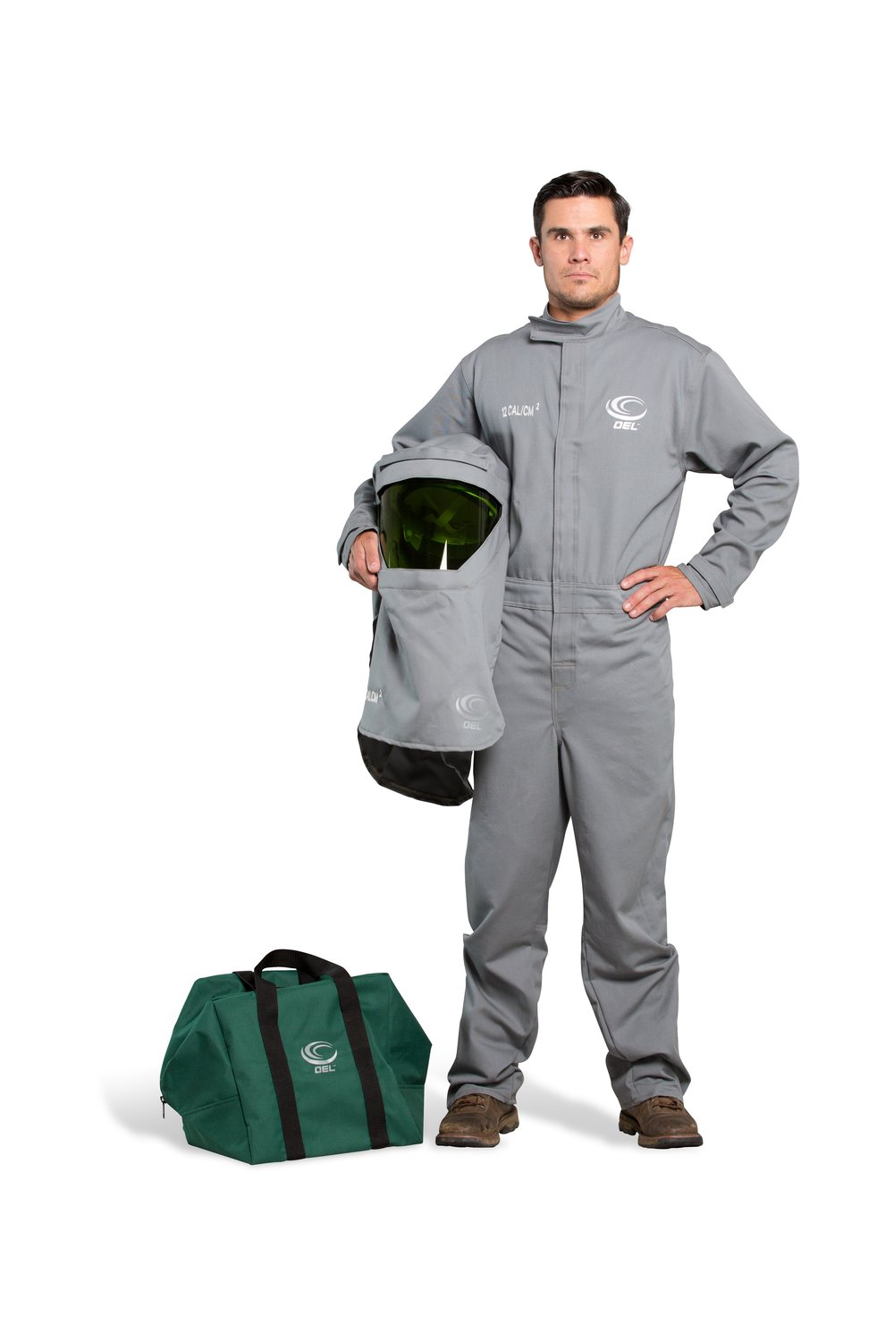 12 Cal Coverall Kit with SwitchGear Hood