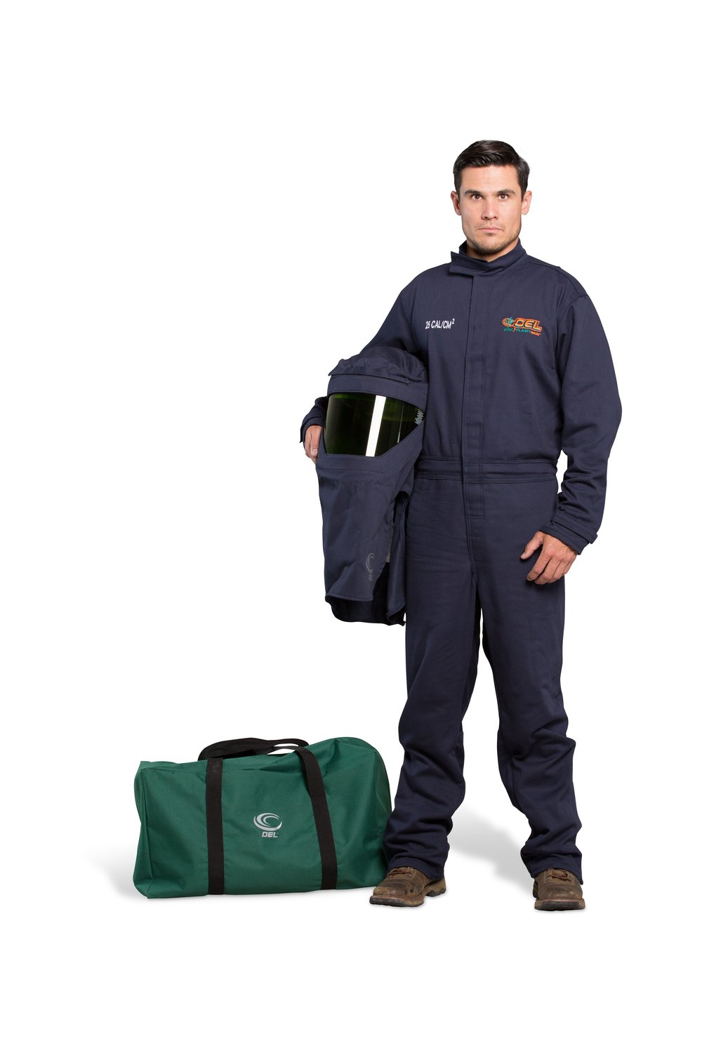 25 Cal Coverall Kit