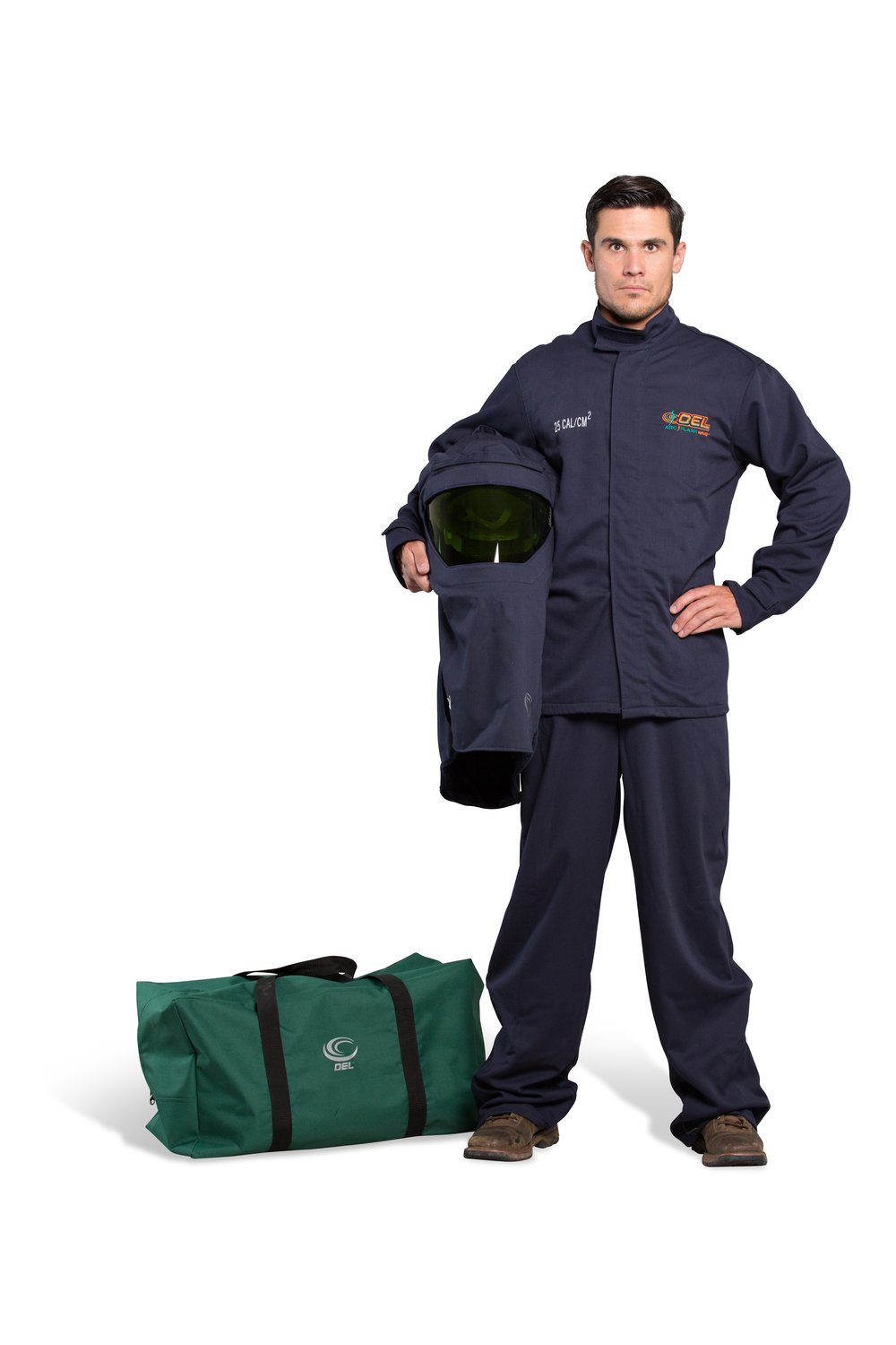 25 Cal Jacket and Bib Kit