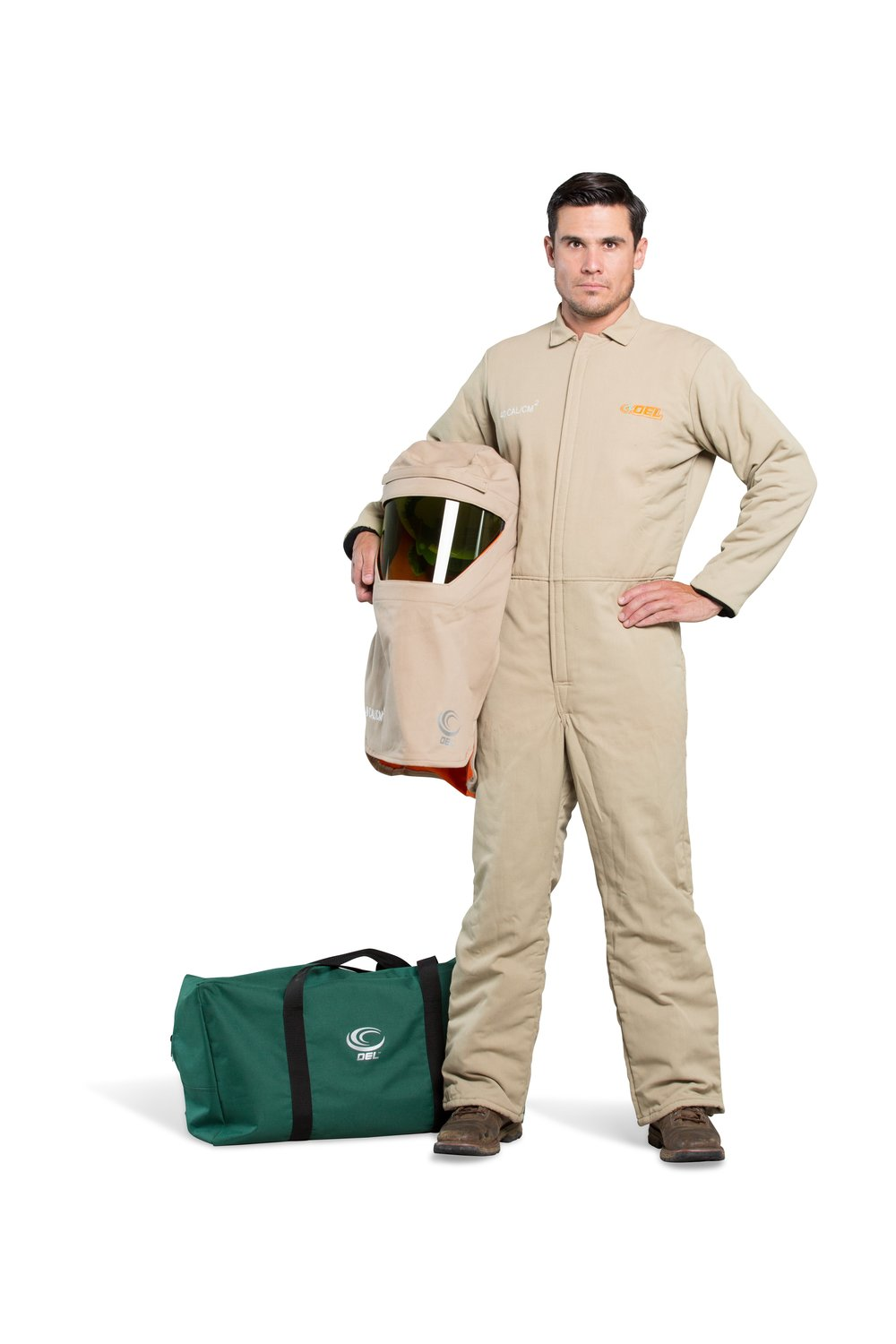 40 Cal Coverall Kit
