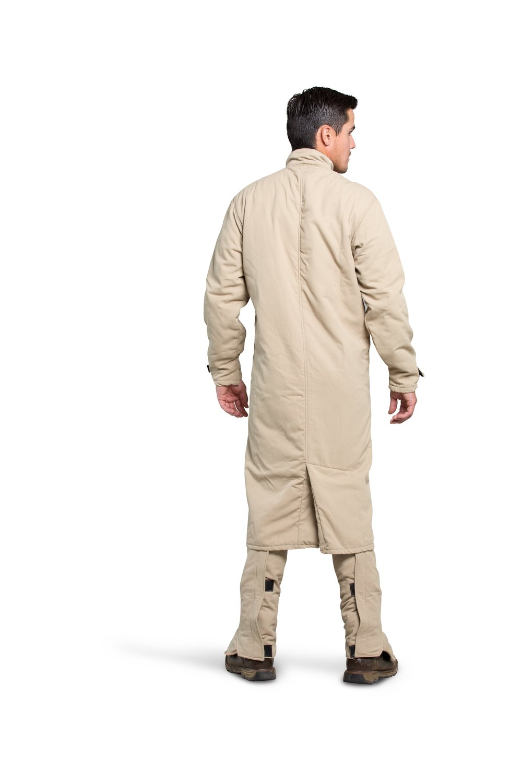 40 Cal Coat, Khaki