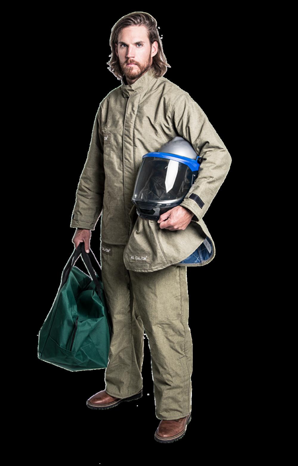 40Cal Jacket & Bib Premium Kit