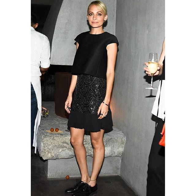 Our girl @nicolerichie in head to toe CURVE! Tap for details ⚡️ #shopcurve #nicolerichie #ourgirl #styleoverfashion #co #francescoscognamiglio #shithot