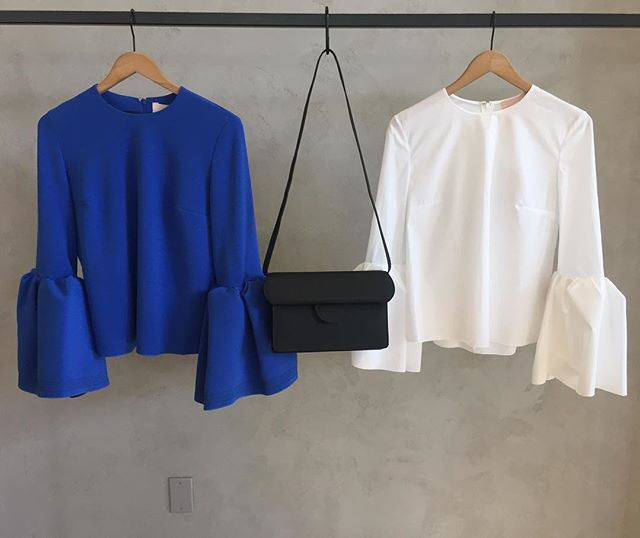 #NEWARRIVALS // back to the basics with @roksandailincic #shopcurve #roksanda