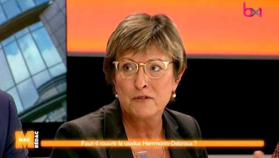 Il faut voir la fermeture du viaduc Hermann-Debroux comme une opportunité pour résoudre les problèmes structurels de la mobilité Bruxelloise. -