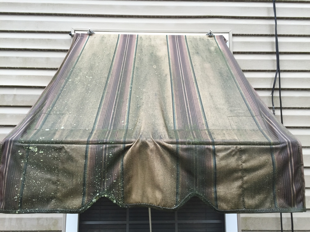 Awning Before