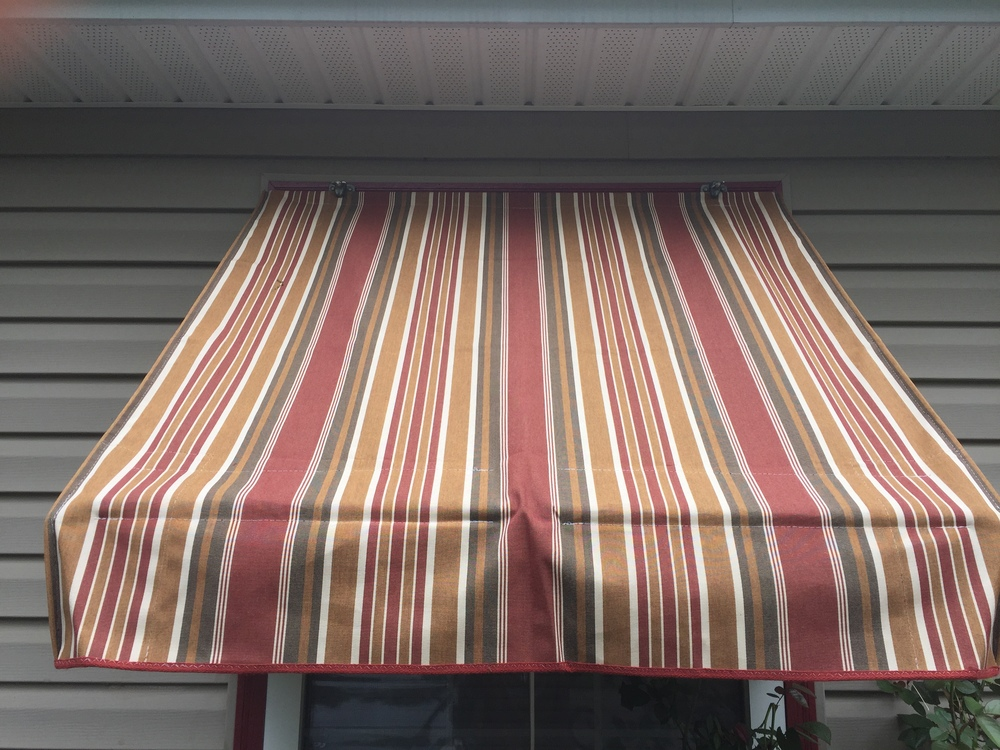 Awning After