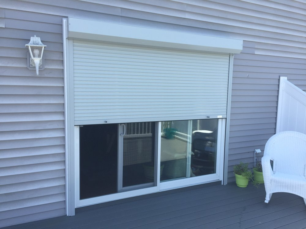 Keeping the great Garden State safe with storm and hurricane shutters.