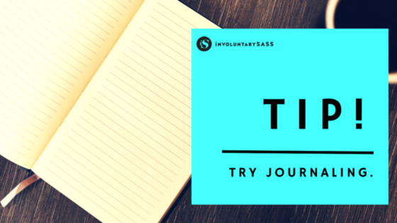 try to journal