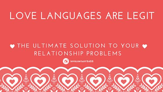 love languages title
