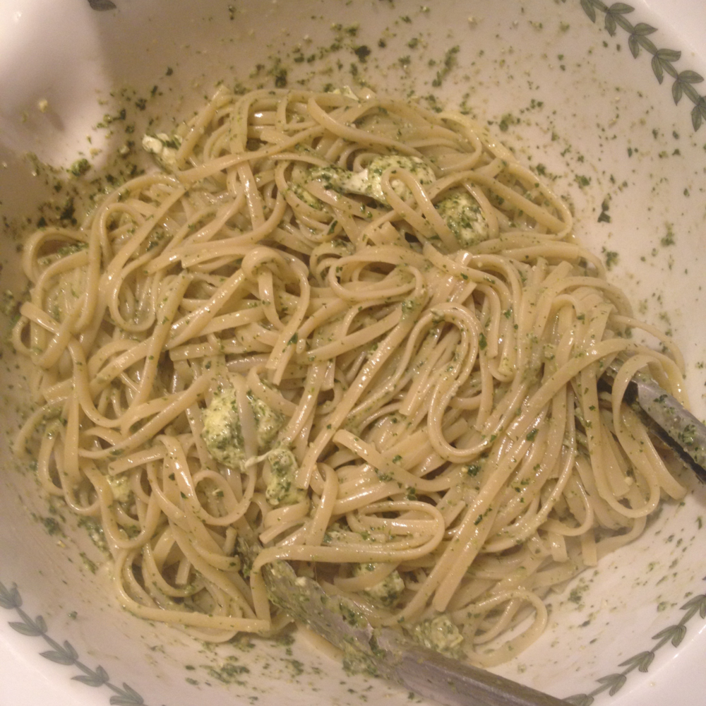 Italian Sauces II: Pesto — Steven Server