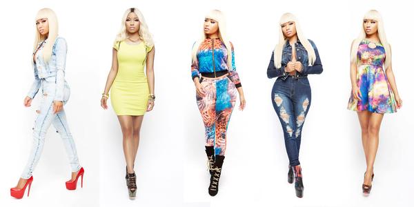 Nicki Minaj Launches Clothing Line Preview Natural Hair Care Rayann410