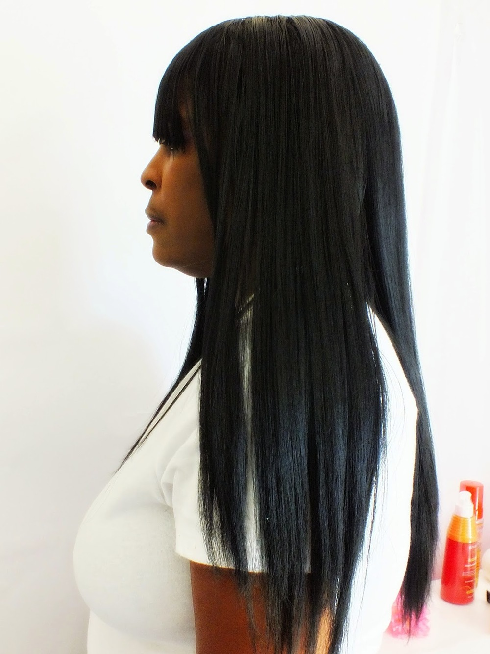 How To Wear Straight Weave With Natural Hair Natural Hair Care