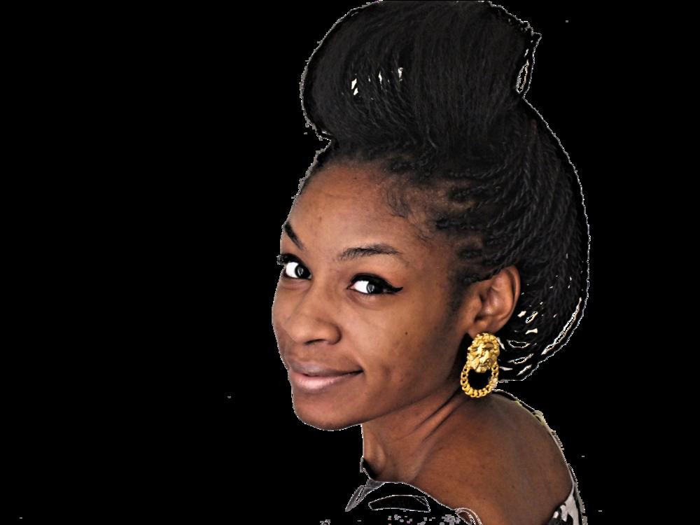 3 Senegalese Twists Box Braids Hairstyles Bun Edition Natural
