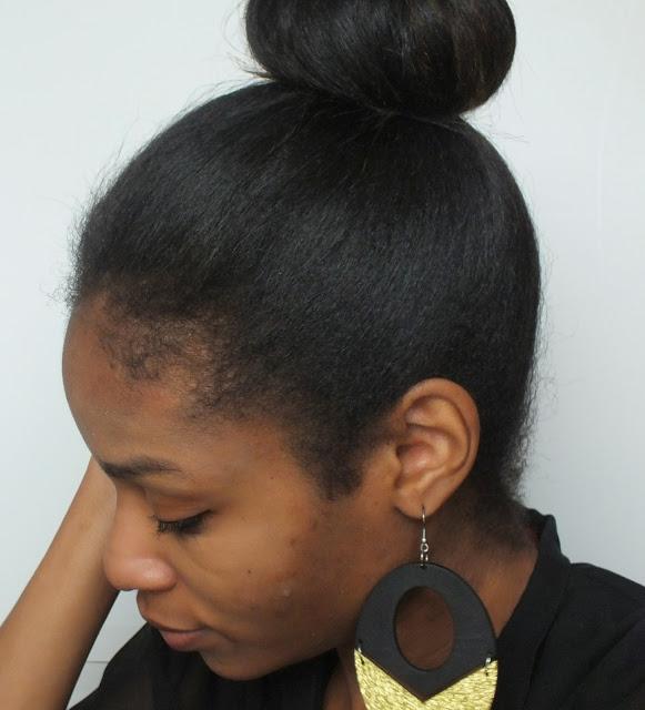 Superb How To Donut Bun Natural Hair Protective Styling Natural Hair Natural Hairstyles Runnerswayorg