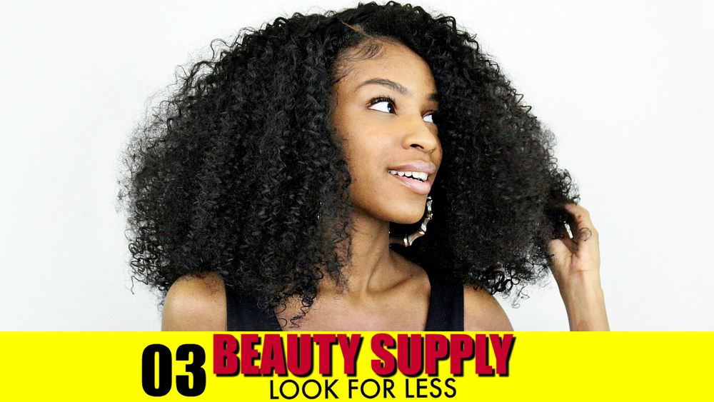 How to Blend Natural Hair with Curly Extensions: Synthetic