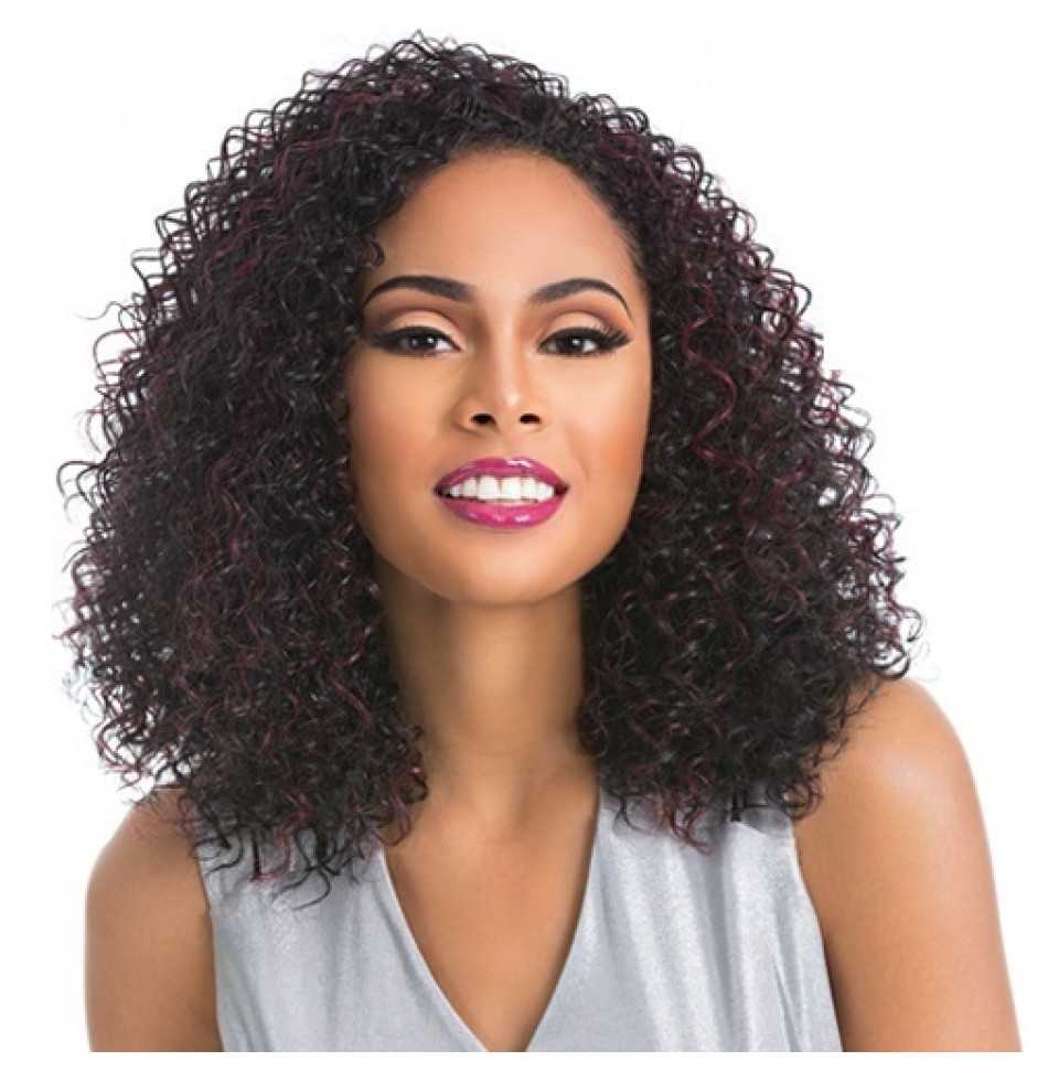 SENSATIONNEL INSTANT WEAVE GLAM SERIES HALF WIG – EVA