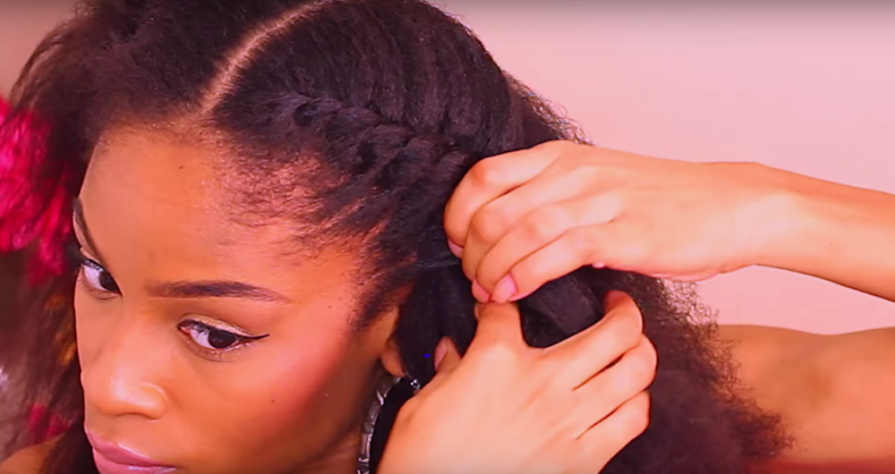 how to flat twist