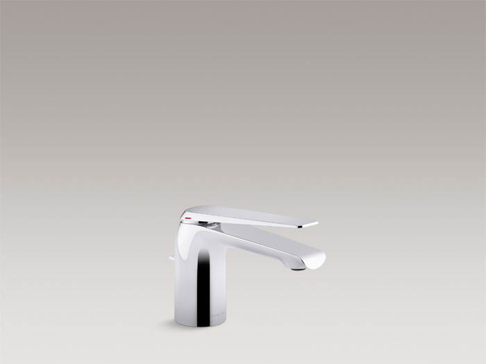 Single-handle bathroom sink faucet    K-97345T-4    Without drain    K-97345T-4ND     Specs and Details