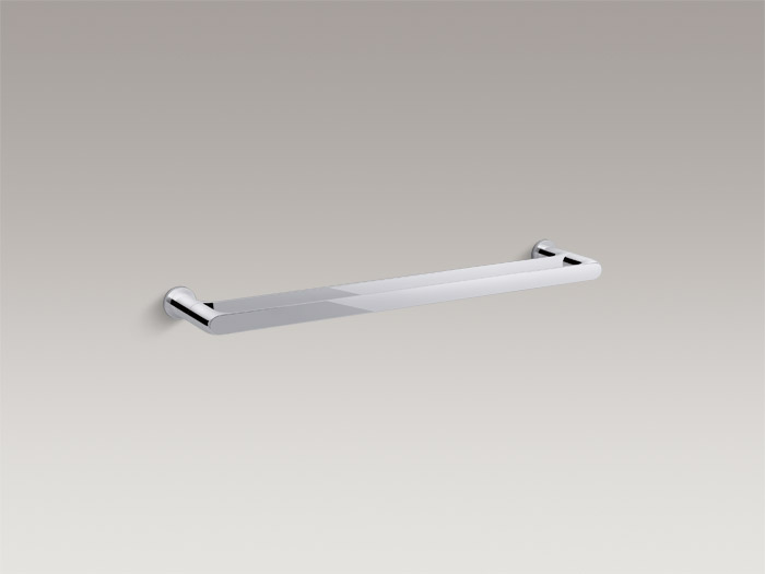 "24"" double towel bar    K-97496T"