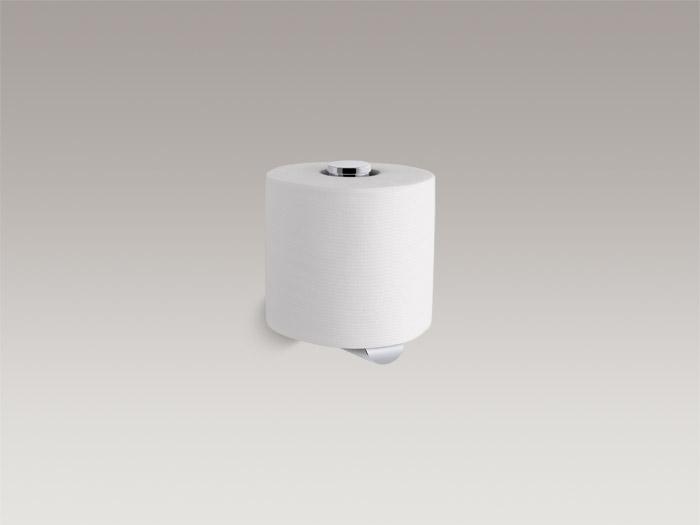 Vertical toilet tissue holder K-97502T