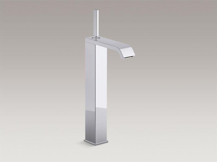 Single control tall lav faucet K-97908IN-4-CP Specs and Details