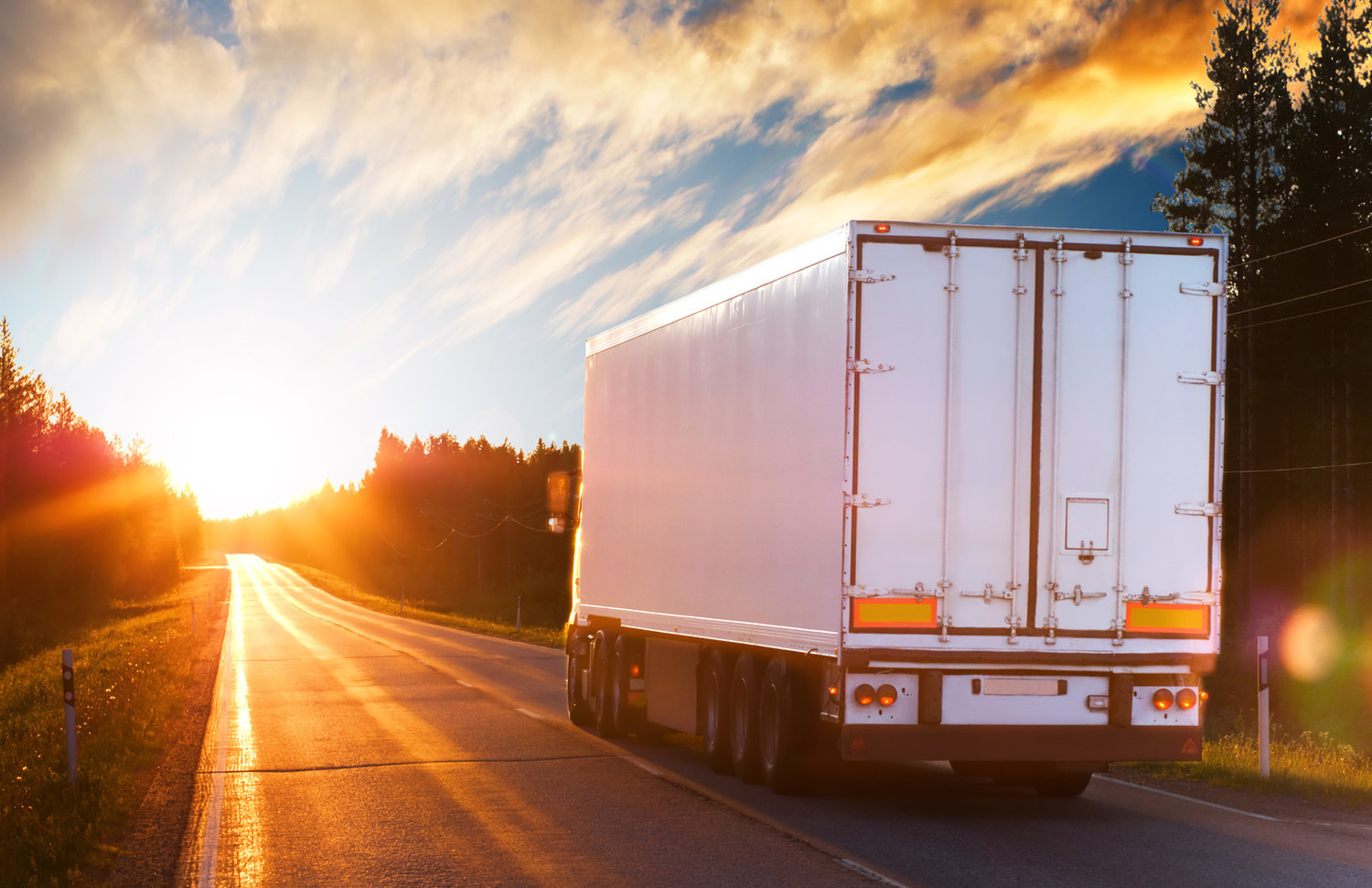 The transportation network business process efficiency lower costs - Truckload Jpg